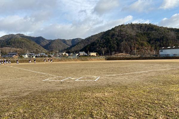 美山グラウンド